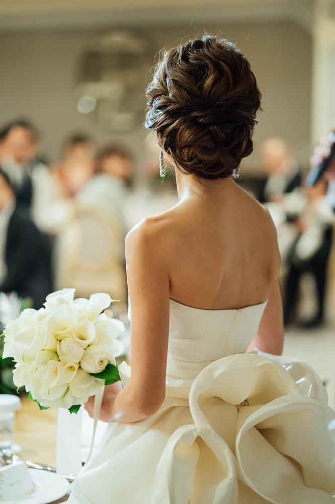 アントニオリーヴァのウエディングドレス