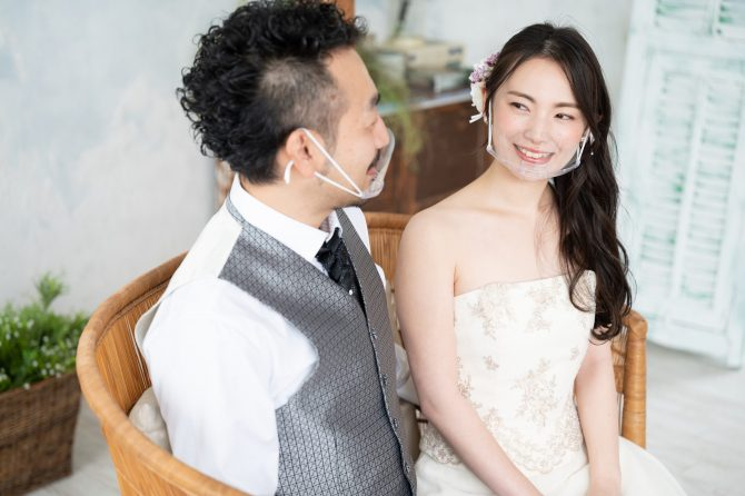結婚式クラスタ