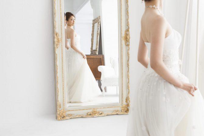 ドレス 花嫁