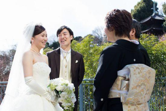 アットホーム婚で伝えよう お世話になった方への感謝の気持ち 東京